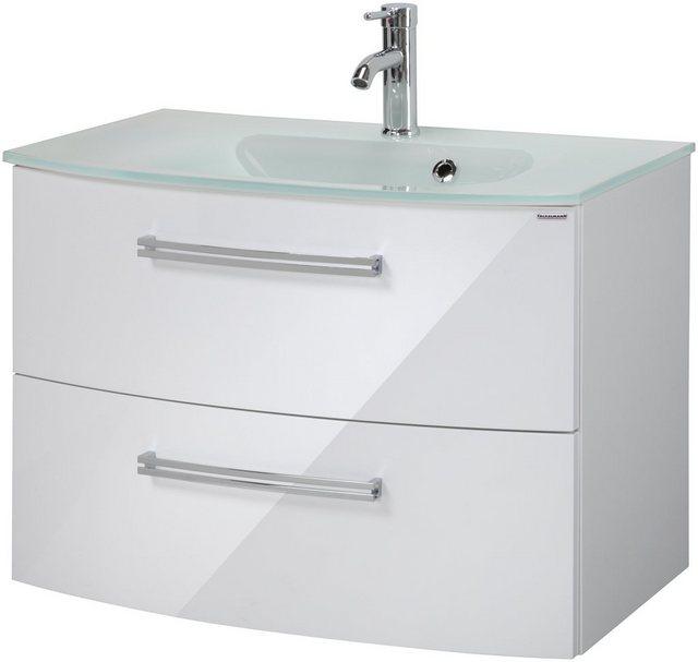 Waschtische - FACKELMANN Waschtisch »Lugano«, Breite 80,5 cm  - Onlineshop OTTO