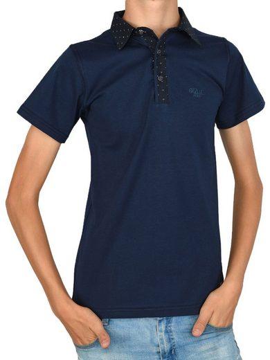 BEZLIT Kurzarmshirt »Jungen Polo Shirt mit Kontrastfarben« (1-tlg) Casual