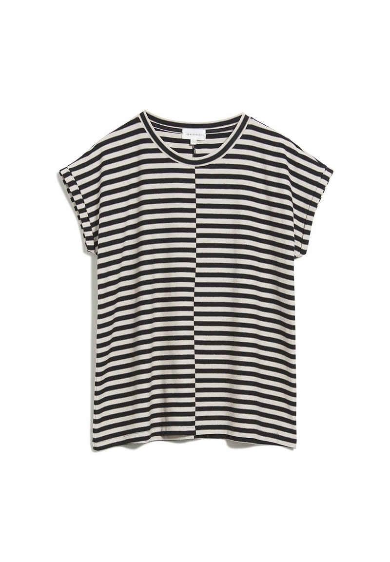 Armedangels T-Shirt »JAARIN KNITTED STRIPE Damen« (1-tlg)