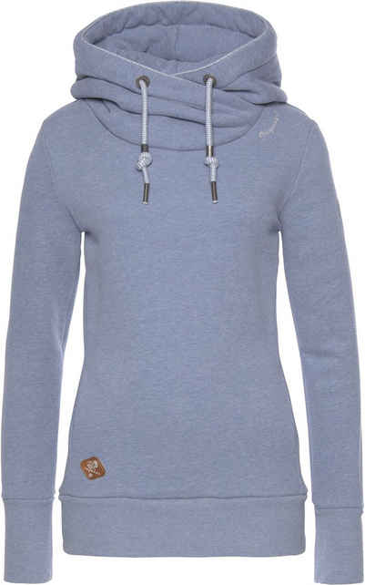 Ragwear Plus Sweatshirt »GRIPY BOLD PLUS« mit rustikalen Kordel-Akzenten