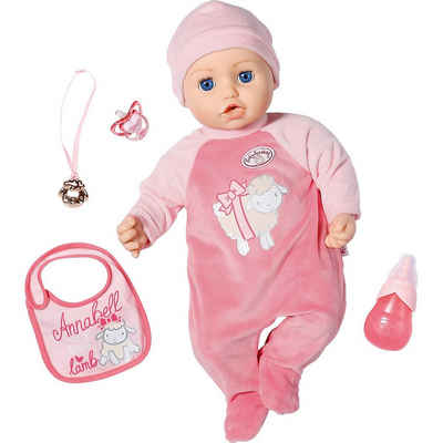 Zapf Creation® Babypuppe »Baby Annabell® 702475 Puppe Annabell 43 cm in«