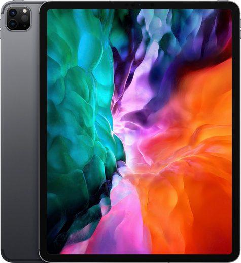 "Apple iPad Pro 12.9 (2020) - 512 GB Cellular Tablet (12,9"", 512 GB, iPadOS, 4G (LTE), Kompatibel mit Apple Pencil 2)"