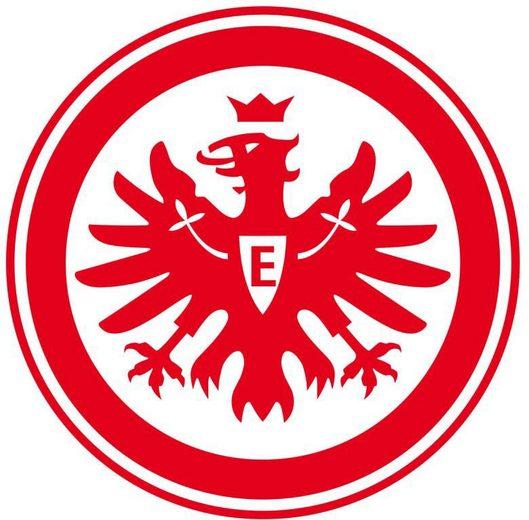Wall-Art Wandtattoo »Eintracht Frankfurt Logo« (1 Stück)