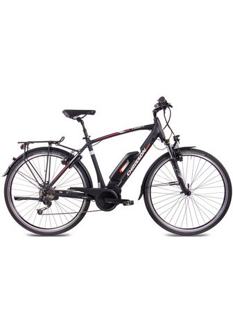 Chrisson E-Bike »E-Rounder Gent 9S« 9 Gang Shim...