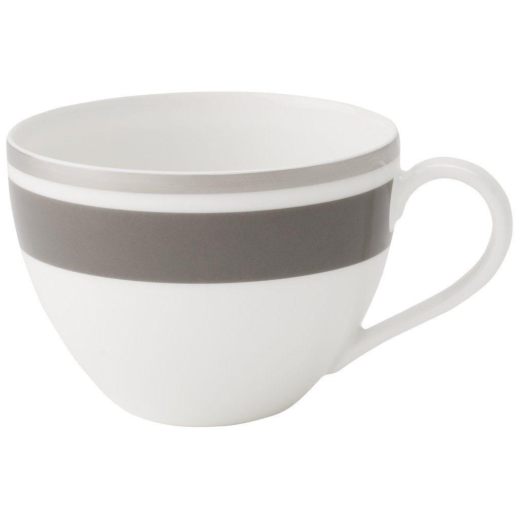 VILLEROY & BOCH Kaffeeobertasse »Anmut My Colour Rock Grey«