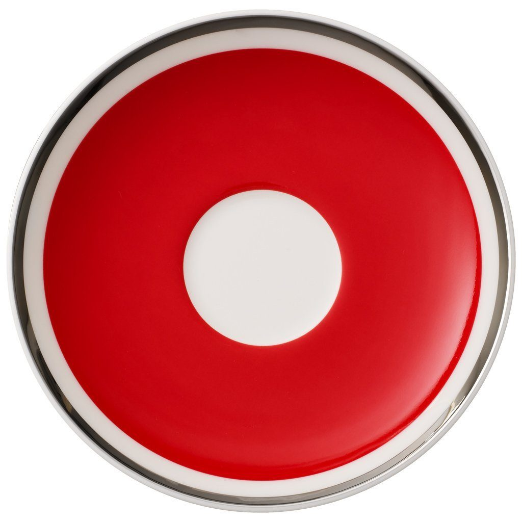 VILLEROY & BOCH Mokka-/Espressountertasse »Anmut My Colour Red Cherry«
