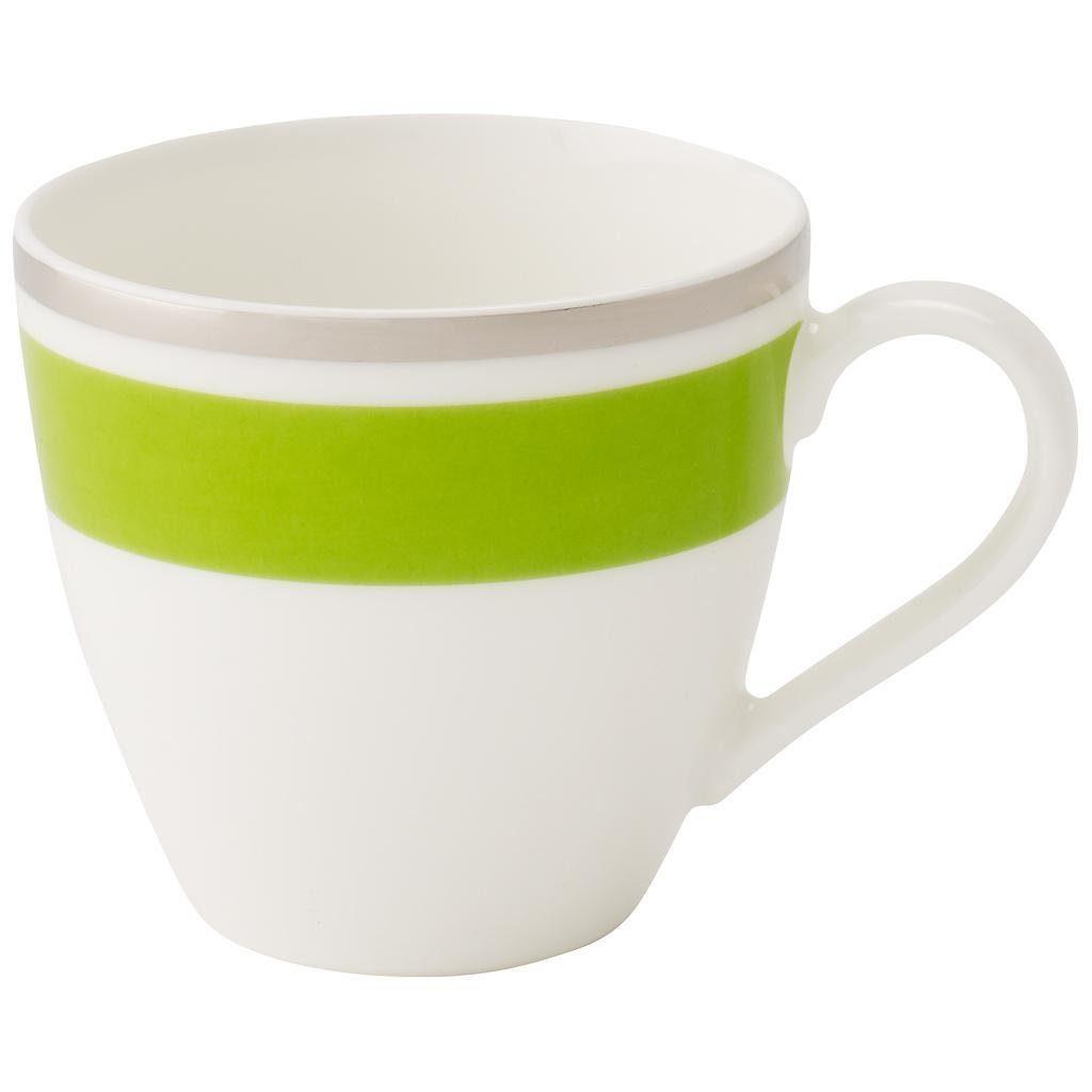 VILLEROY & BOCH Mokka-/Espressoobertasse »Anmut My Colour Forest Green«