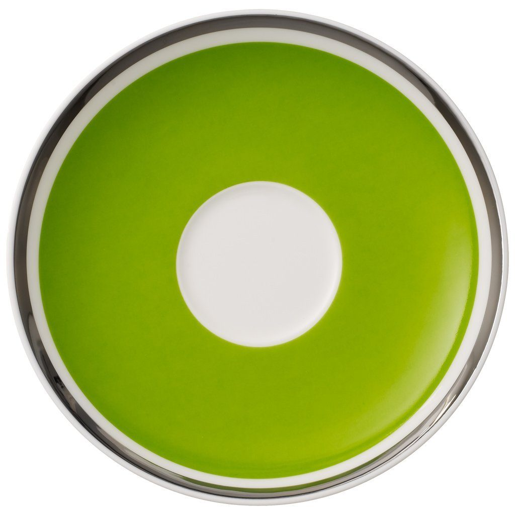 VILLEROY & BOCH Mokka-/Espressountertasse »Anmut My Colour Forest Green«