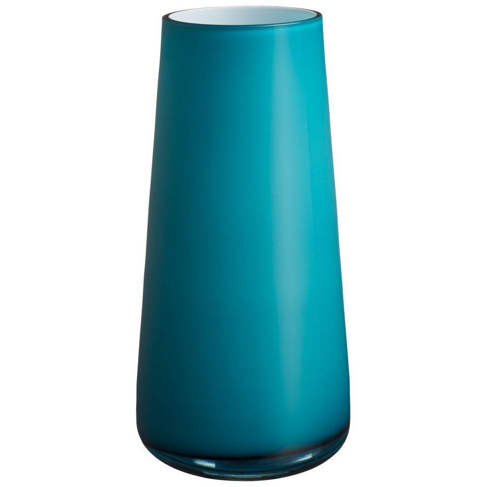 VILLEROY & BOCH Vase caribbean sea 340mm »Numa« in Dekoriert
