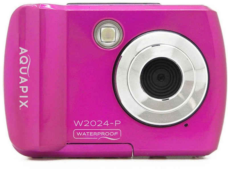 Easypix »Aquapix W2024 Splash pink« Outdoor-Kamera