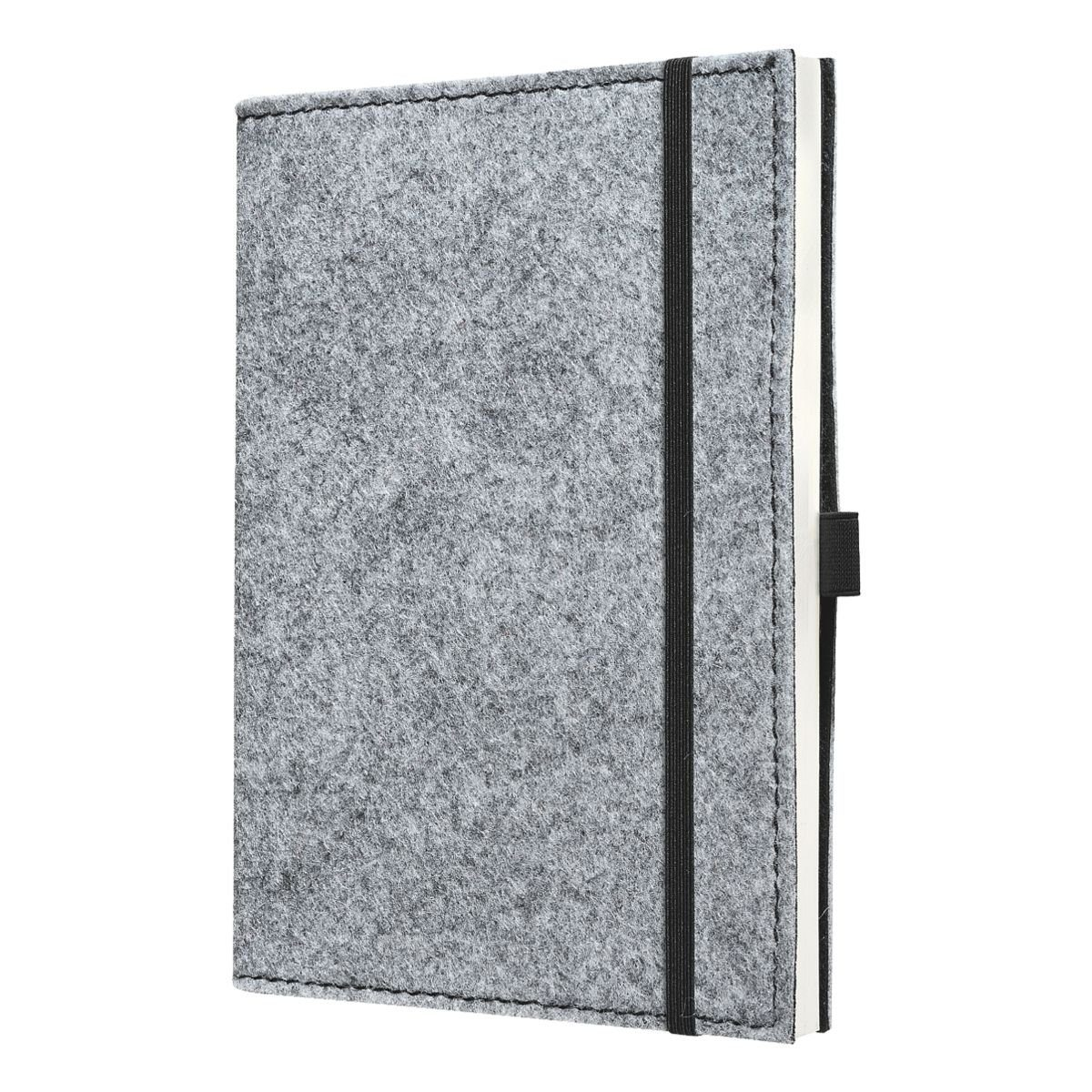 Sigel Notizbuch »Conceptum Pure Grey«