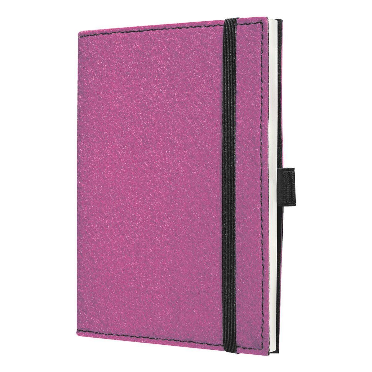 Sigel Notizbuch »Conceptum Pure Purple Passion«