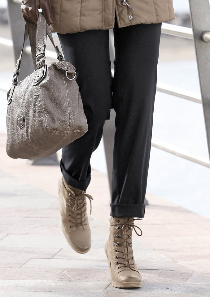 Ascari Hose - perfekte Ergänzung zur aktuellen Mode in schwarz