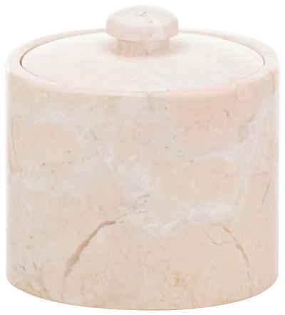 kela Aufbewahrungsdose »Wattedose Marble« (1 Stück)