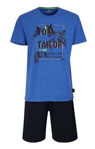 TOM TAILOR Pyjama Modisches Design