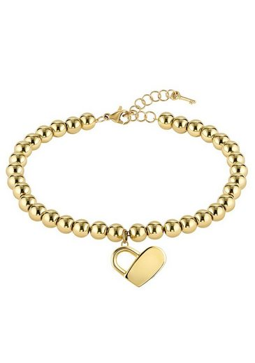 Boss Armband »Herz, BEADS COLLECTION, 1580077«