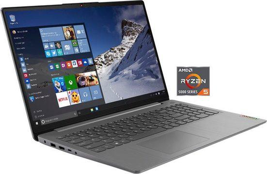 Lenovo IdeaPad 3 15ALC6 Notebook (39,6 cm/15,6 Zoll, AMD Ryzen 5, 512 GB SSD)