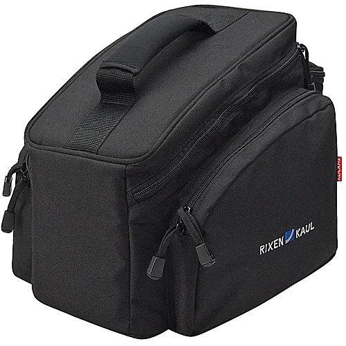 KlickFix Gepäckträgertasche »Rackpack 2 Gepäckträgertasche schwarz«