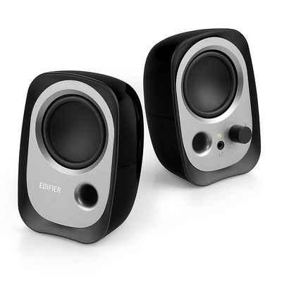 Edifier® R12U BK USB Lautsprecherset Stereo Lautsprechersystem