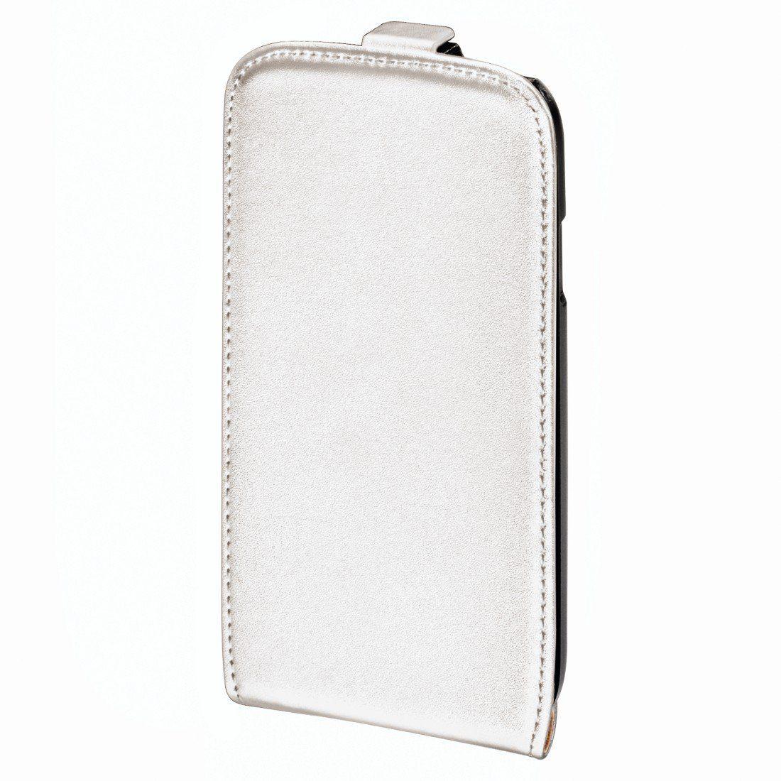 Hama Flap-Tasche Smart Case für Samsung Galaxy S III/S III Neo, Weiß
