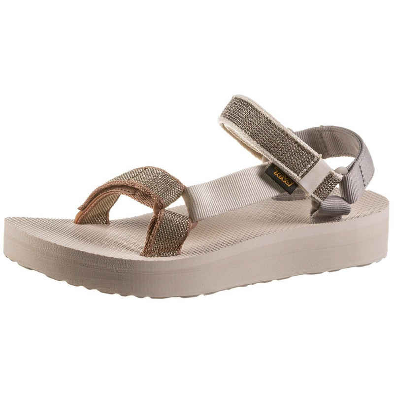 Teva »MIDFORM UNIVERSAL KARINA« Sandale Recyclingmaterial,Vegan