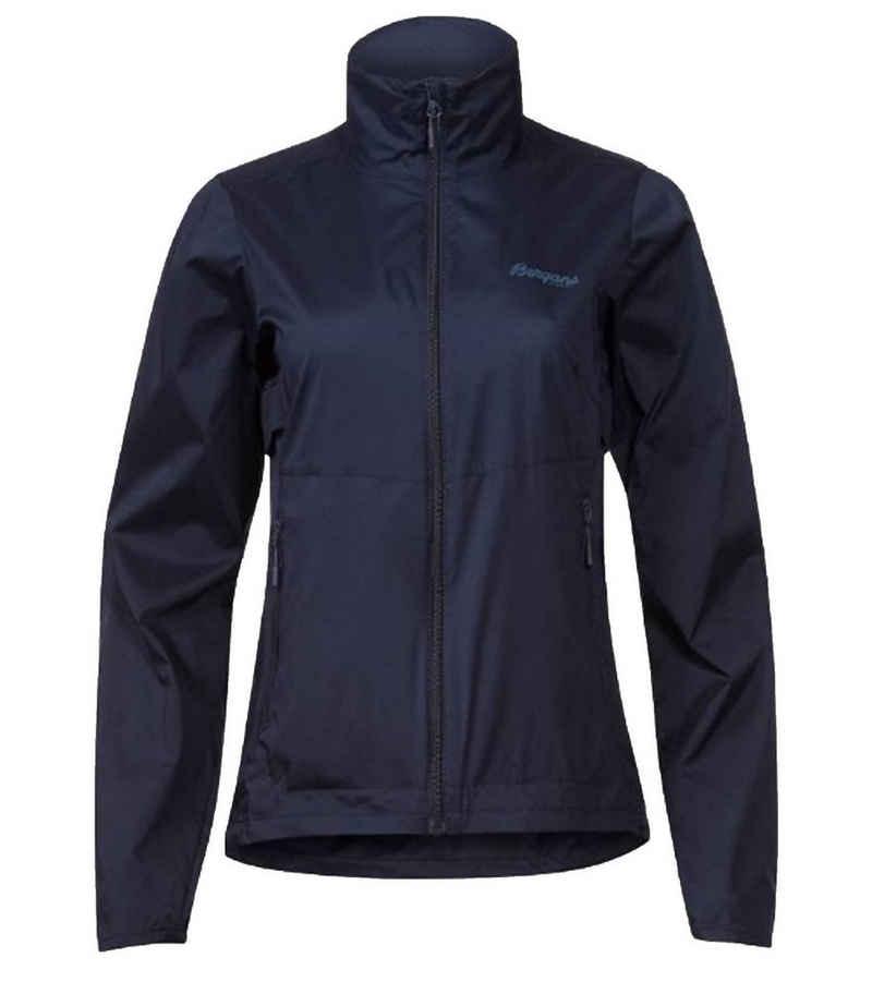 Bergans Outdoorjacke »Bergans Floyan Softshell-Jacke atmungsaktive Damen Sport-Jacke Wind-Jacke Dunkelblau«