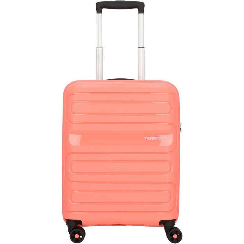 American Tourister® Handgepäck-Trolley »Sunside«, 4 Rollen, Polypropylen