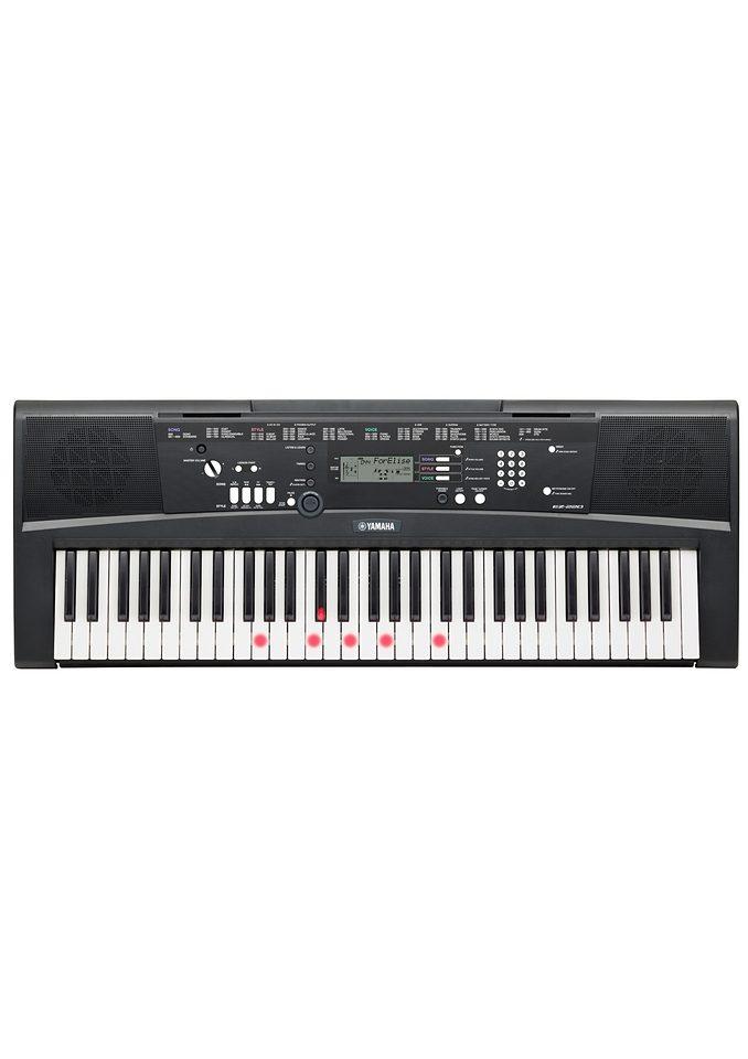 Yamaha Keyboard »EZ-220«