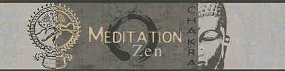 A.S. Création Bordüre »Only Borders«, strukturiert, asiatisch, mit Zen-, Wellnessmotiv