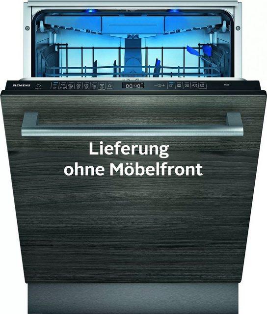 Küchengroßgeräte - SIEMENS integrierbarer Geschirrspüler iQ500, SX65EX57CE, 9,5 l, 14 Maßgedecke  - Onlineshop OTTO