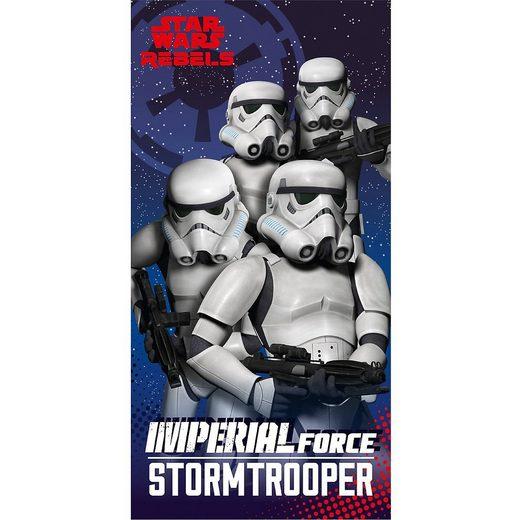 CTI Badetücher »Badetuch Star Wars Empire, 70 x 140 cm«