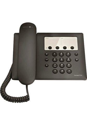 Telekom »Concept P 214« Kabelgebundenes Telefo...