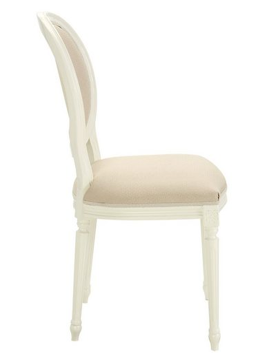 Stuhl im klassischen Stil im klassischen Stil