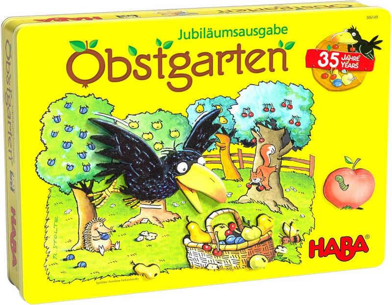 Haba Spiel, Würfelspiel »Jubiläumsausgabe Obstgarten«, Made in Germany