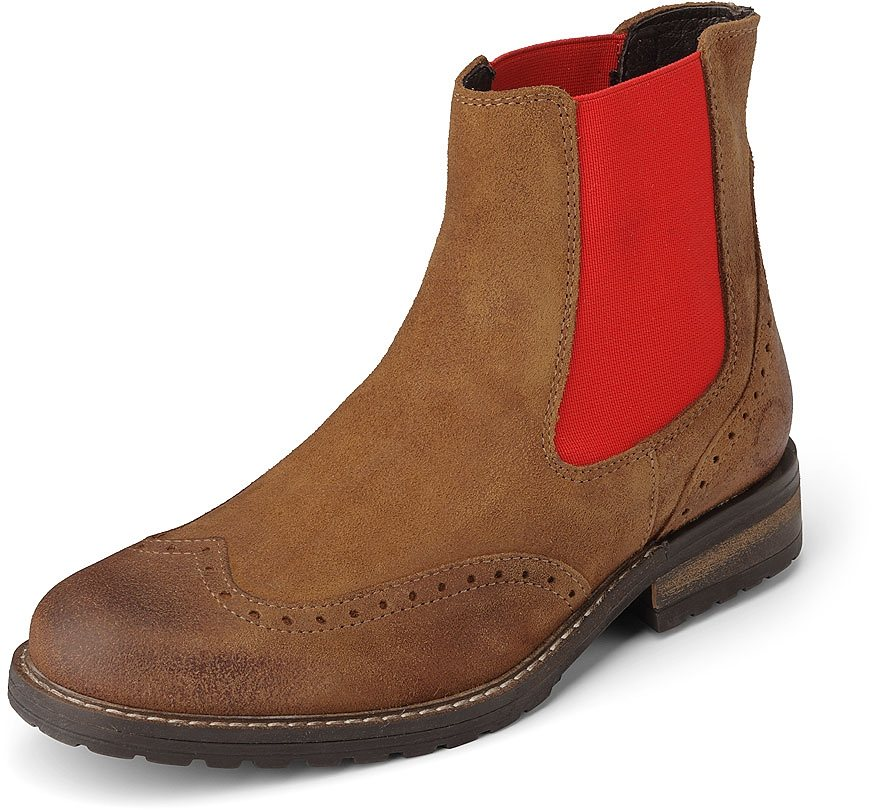 Belmondo Chelsea-Boot in braun-hell