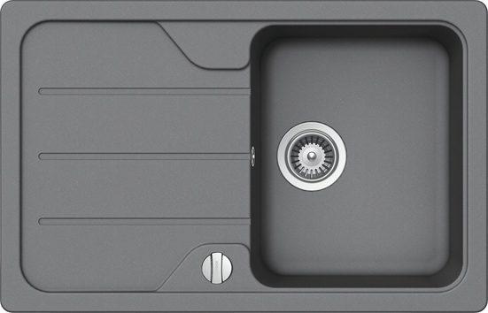 Schock Granitspüle »Formhaus Mini«, rechteckig