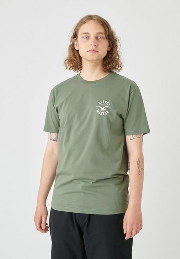Cleptomanicx T-Shirt »Game« mit modischem Print