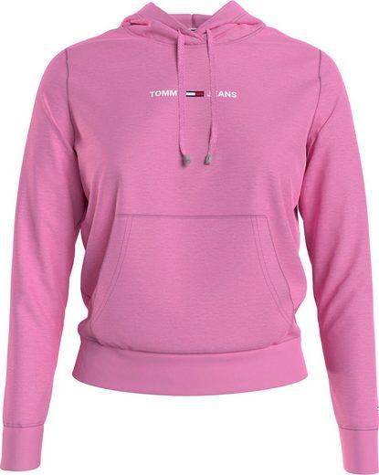 Tommy Jeans Kapuzensweatshirt »TJW LINEAR LOGO HOODIE« mit Tommy Jeans Linear Logo-Schriftzug