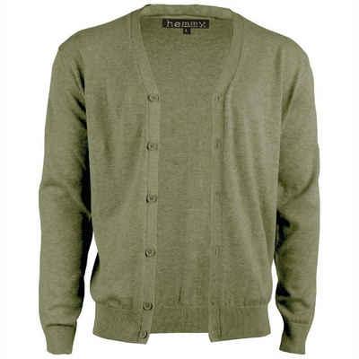 hemmy Fashion Cardigan (1-tlg) Cardigan Jacke Pullover Herren in Übergrößen, in vielen versch. Ausführungen verfügbar