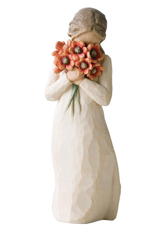 Figur, Willow Tree, »Umgeben von Liebe«