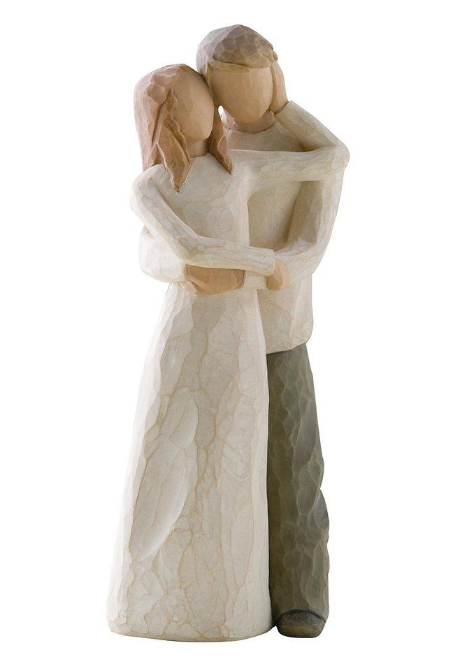 Figur, Willow Tree, »Zweisamkeit« in natur