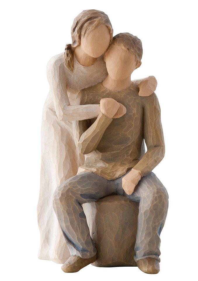 Figur, Willow Tree, »Du und Ich« in natur