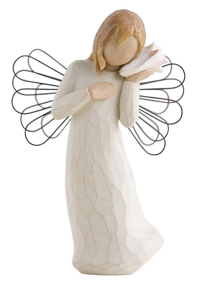 Figur, Willow Tree, »Schutzengel - Ich denk´ an Dich«