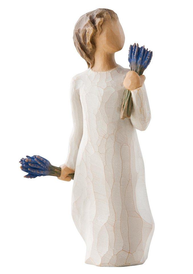 Figur, Willow Tree, »Kraft des Lavendel« in natur