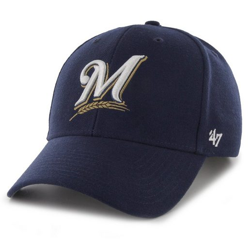 '47 Brand Trucker Cap »Relaxed Fit MVP Milwaukee Brewers Home«