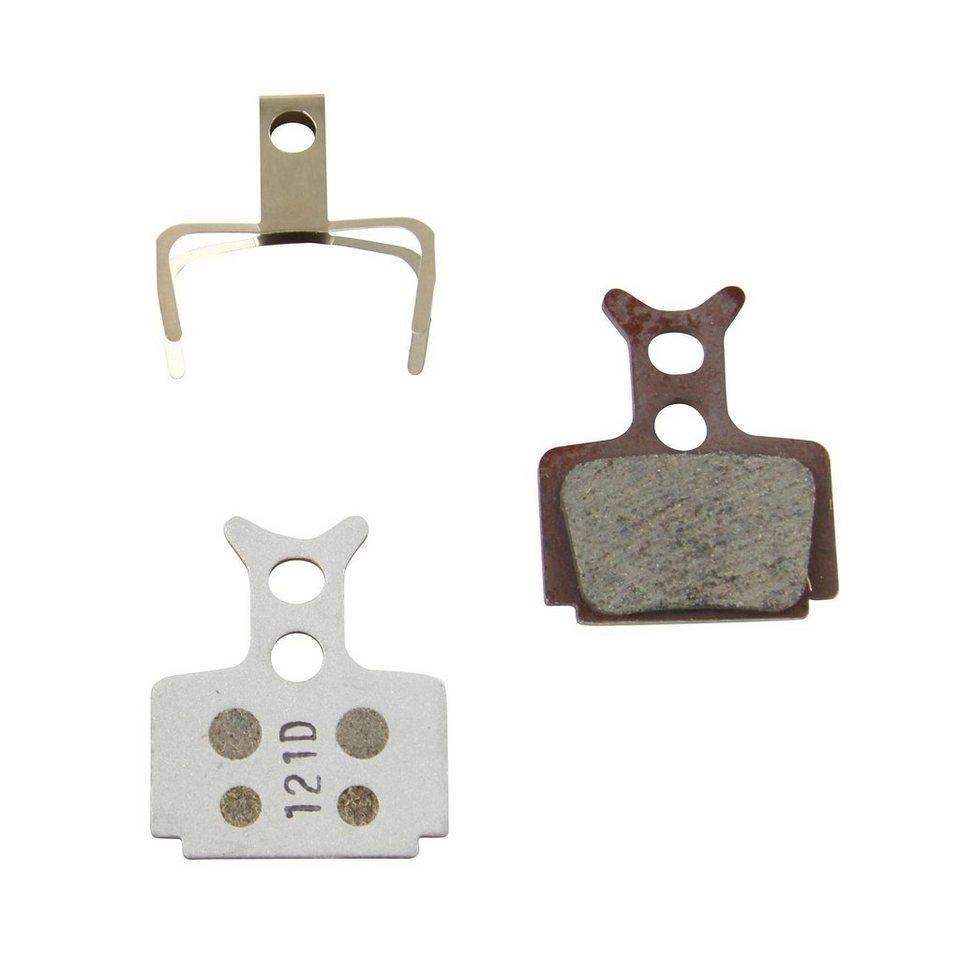Formula Bremsbelag »Bremsbelag Kit Organisch mit Alu-Trägerplatten«