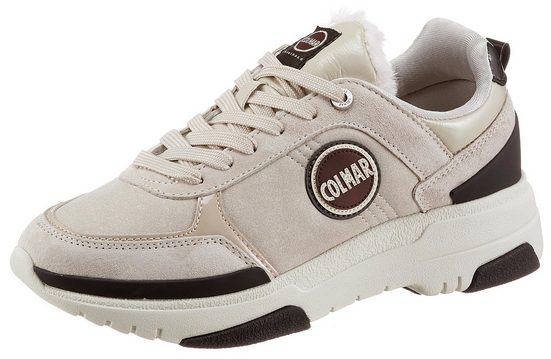 Colmar »Travis S-1 Fury« Keilsneaker mit Kontrastbesatz
