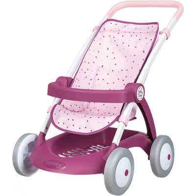 Smoby Puppenwagen »Baby Nurse Puppenwagen, pink/rosa«