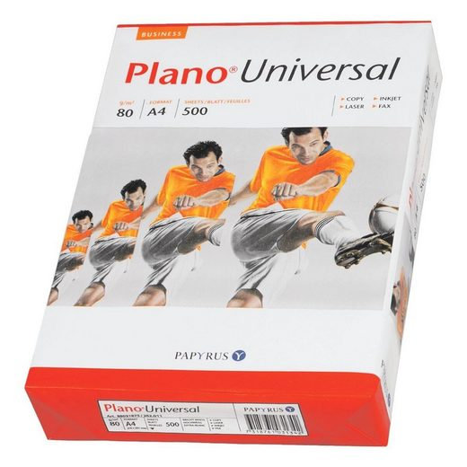 PLANO Druckerpapier »Universal«, Format DIN A4, 80 g/m²