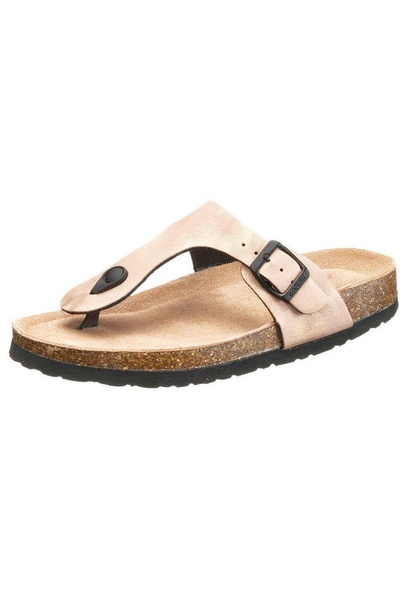 CRUZ »Kristin« Sandale mit ergonomisch geformtem Fußbett